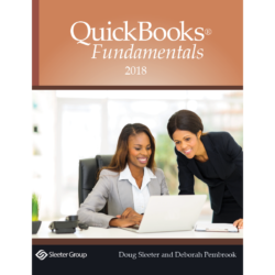 QuickBooks Fundamentals 2018