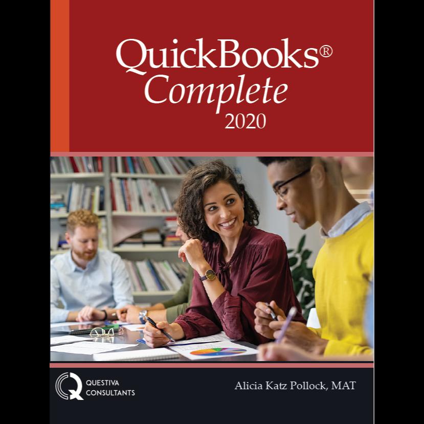 QuickBooks Complete 2020
